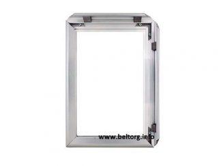 Клик рамка из алюминиевого профиля