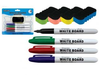 "Набор легкостираемых маркеров ""Whiteboard"""