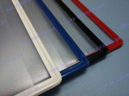 Рамка-файл А4 формата для перекидной системы