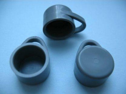 Заглушка для трубы в подвесную систему