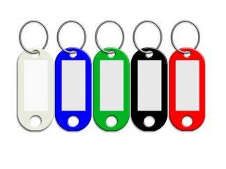 Брелок для ключей цветной