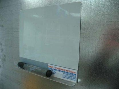 Доска на магните А-5 для надписи маркером
