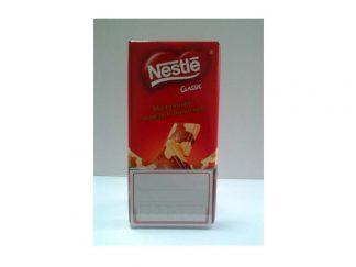 Подставка для ценника под шоколад