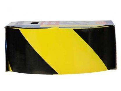 Клейкая лента для разметок чёрно-жёлтая